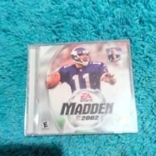 Madden 2002 CD-ROM