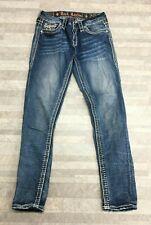 Rock Revival Women's Kearney Easy Skinny Jeans #EP9518ES200 Size: 26 x 28