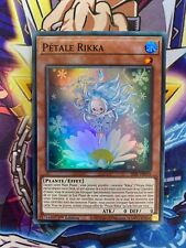 Yu-Gi-Oh! Pétale Rikka SESL-FR014 1st / Super Rare