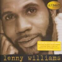 LENNY WILLIAMS (VOCALS) - THE ULTIMATE COLLECTION NEW CD