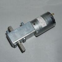 2PCS Standard N20 Motor With Worm Gear DC 12V-24V 39600RPM 15mm Long Shaft DIY