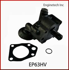 Engine Oil Pump-GAS, OHV, CARB, Natural, Chrysler, 16 Valves ENGINETECH, INC.