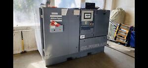 Atlas Copco Schraubenkompressor 132kw 325l Pro Sekunde ZR3
