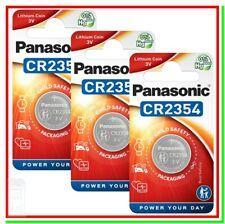 3 Pile Batterie PANASONIC CR2354 CR 2354 SUUNTO POLAR CS 400 500 600 SCADE 2029