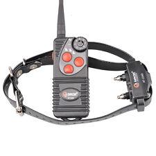 Aetertek Dog Electric Shock Collar 216D Training Remote Range Waterproof 550M