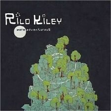 RILO KILEY - MORE ADVENTUROUS CD ROCK 11 TRACKS NEW+