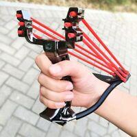 Wrist Slingshot Folding Sling Shot High Velocity Brace Hunting Catapult Toy