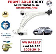 Asse Ant Dx Braccetto Inferiore Della Sospensione per Volkswagen VW Passat 3C2