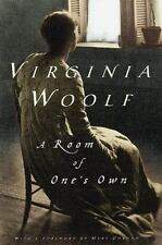 A Room Of One's Own by Virginia Woolf Paperback, USED, LIGHT WEAR, FAST SHIPPING