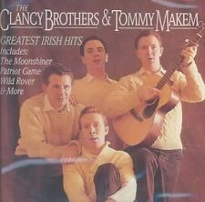 NEW The Clancy Brothers - Greatest Irish Hits (Audio CD)