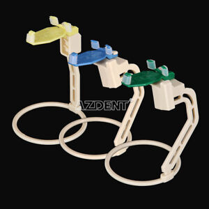 3 Pcs Dental Digital X Ray Film Sensor Positioner Holder Plastic