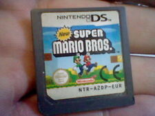 SUPER MARIO BROS  DS CARTRIDGE NINTENDO TESTED NTR-AZBP-EUR