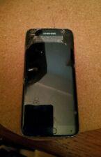 Samsung Galaxy s7 sm-g930 - 32gb-Gold Platin (o2) Smartphone