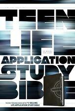Teen Life Application Study Bible NLT (2014, Imitation Leather)