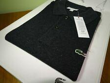 Lacoste para Hombre Camisa Polo en piqué Calce Clásico FR 3/4/6 S/M/XL PVP: - £ 80