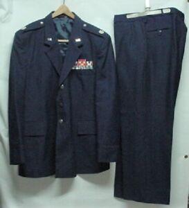 U.S. Air Force Officer Dress Blue Uniform