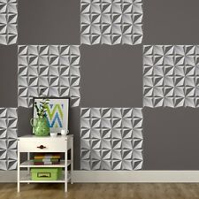 Self-adhesive Wall Stickers DIY Home Decor - 3D Northern Star - pack of 12 pcs.
