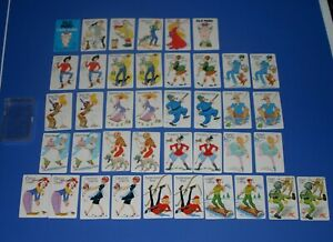 Vintage 1975 Whitman OLD MAID Card Game #4902 40 Cards including instructions