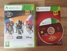 Disney Infinity 3.0 Microsoft 360 Game + Manual