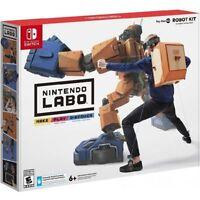 Nintendo Labo Toy-Con 02: Robot Kit Nintendo Switch