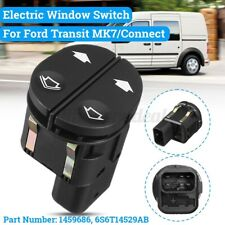 Driver Side Window Control Switch 6 Pin For Ford Fiesta V Transit Connect Mk7