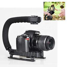 Handheld Schwebestativ Stabilizer Handgriff für Camcord DSLR Video Kamera GO -01