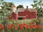Art Print, Framed or Plaque by Billy Jacobs - Summer Days - BJ1036