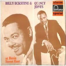 Billy Eckstine & Quincy Jones - At Basin Street East - LP Vinyl Record