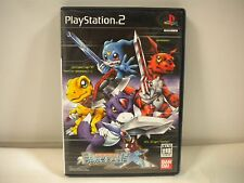 PlayStation2 -- Digimon World X -- PS2. JAPAN GAME. 42472