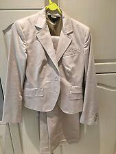 NEW Paul Smith Ladies 'Black Range' Beige Suit (Jacket & Trousers)