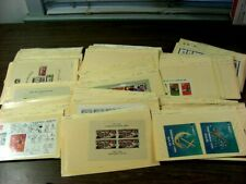 WW, MOLDOVA, Excellent assortment of MINT Souvenir Sheets & other stamps in