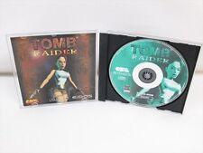 TOMB RAIDER English EIDOS UK Version PC Game Windows 95 Game pc