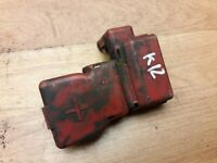 NISSAN MICRA K12 03-07 BATTERY POSITIVE POST RED TERMINAL SAFETY COVER