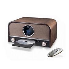 Britz BZ-T6800 Retro Design Hi-Fi Bluetooth Micro Speaker CD MP3 Player 220V