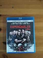 The Expendables BluRay