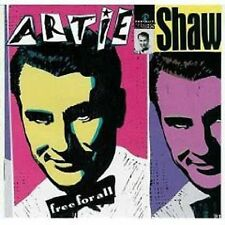 Free for All by Artie Shaw CD, Like new
