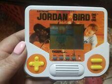 Vintage Tiger Electronic Hand Held Game Jordan vs Bird One on One 1988 Works