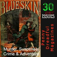 Classic Penny Dreadful Magazines | Gothic Horror and old Adventures