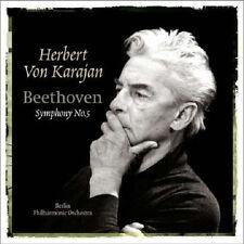 Herbert Von Karajan BEETHOVEN SYMPHONY NO. 5 180g NEW SEALED Vinyl Passion LP