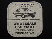 WHOLESALE CAR MART 77 DOBNEY AVE WAGGA 253600 COASTER