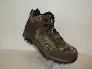 OZARK TRAIL (HUNTING MID WP) LEATHER WATERPROOF MEN'S HUNTING SHOE NEW IN BOX