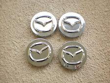 1995-2000 Mazda 626 Millenia (4) Center Caps 2477 (1) Full Set