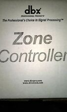 DBX_ZC-3, Wall-Mounted Zone Controller