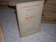 1903.le rhin allemand / Gaston raphaël. bon ex