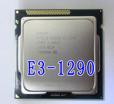 Intel® Xeon® Processor E3-1290 (8M Cache, 3.6GHz) LGA 1155 SR055 4-Core 95W CPU