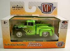 1956 '56 FORD F-100 PICKUP TRUCK M2 MACHINES GROUND POUNDERS R16 DIECAST 2017