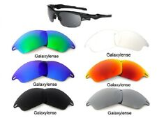 Galaxy Replacement Lens For Oakley Fast Jacket Sunglasses 6 Pairs Special Offer!