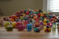 Shopkins Random Surprise Lot of 10 - No Duplicates - All Seasons!