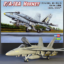 HOBBYBOSS 1/48 FA-18A HORNET MODEL KIT