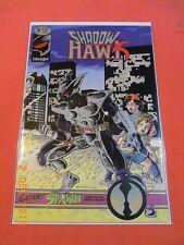 SHADOWHAWK #2 - Spawn appearance (1992)